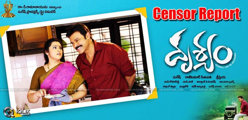 drushyam-movie-given-clean-u-certificate
