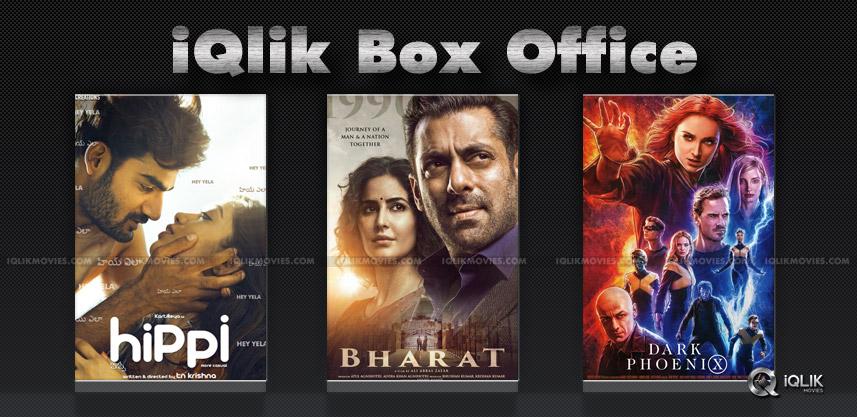 iqlik-box-office-hippi-bharath-dark-phoenix