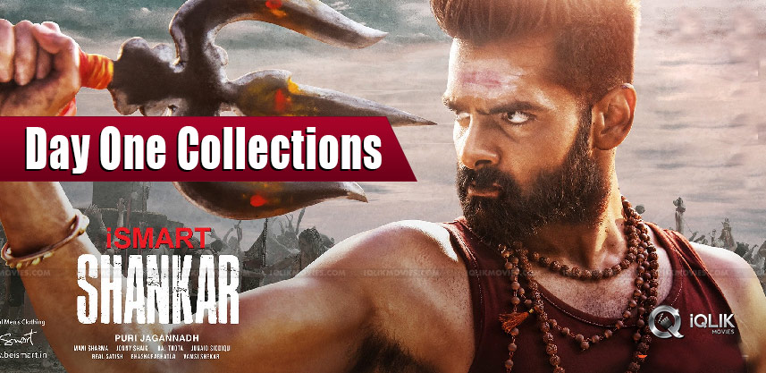 ismart-shankar-day-one-collections