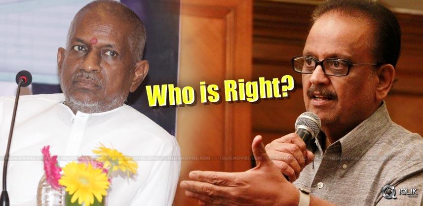 discussions-on-spbalasubrahmanyam-vs-ilaiyaraaja