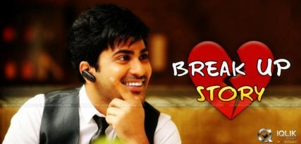 Sharwanand 49 Break Ups!