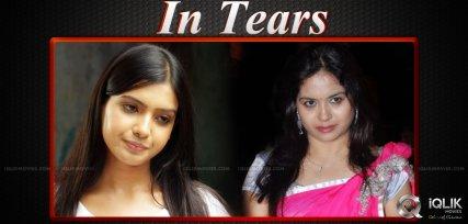 Samantha And Sunitha In Tears