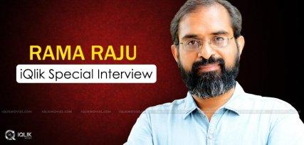 'Niharika is Perfect for Oka Manasu'-Director Ramaraju Interview