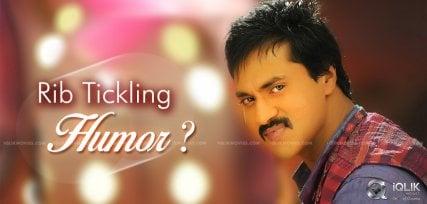 Inside Talk: Rib Tickling Humor For Sunil