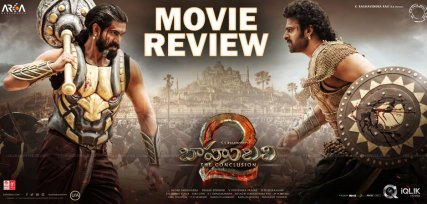BAAHUBALI 2 REVIEW & RATINGS