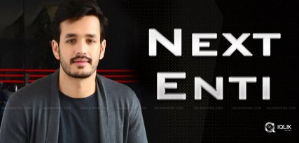 akhil-is-in-dilemma-for-his-next-movie