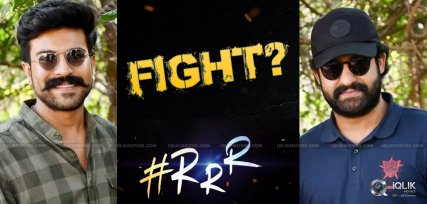 Big-Fight-Between-Charan-amp-NTR-In-RRR