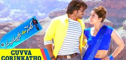 craze-of-guvva-gorikantho-song-remix-in-sai-dharam
