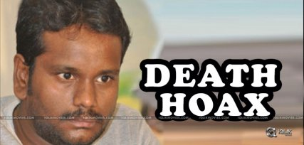 fake-news-on-young-director-death-latest-news