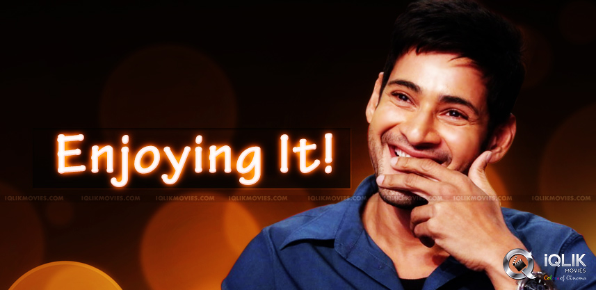 maheshbabu-enoying-koratala-siva-movie