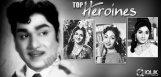 akkineninageswararao-top-heroines-list-details