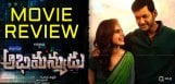 abhimanyudu-movie-review-