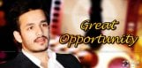 akhil-acting-with-star-director-wife