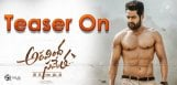 aravindha-sametha-teaser-details