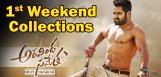aravindha-sametha-first-weekend-collections-detail