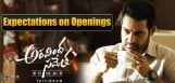 aravindha-sametha-openings-may-break-records
