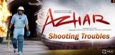 azhar-movie-shooting-stops-at-osmania-university