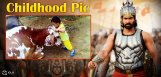 bhallaladeva-rana-funny-childhood-pic-in-twitter
