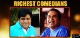 richest-comedians-in-tollywood