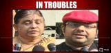 music-director-chakri-family-protest-on-road