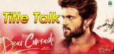 vijay-deverakonda-dear-comrade-details-