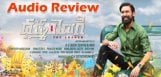 dhanush-trisha-dharma-yogi-audio-review