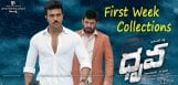 ramcharan-dhruva-firstweek-collections