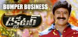 balakrishna-dictator-movie-pre-release-business