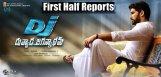 duvvada-jagannadham-review-updates
