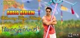 govindudu-andari-vadele-audio-review