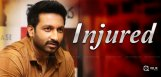gopichand-is-injured-in-jaipur-during-shooting
