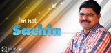 i-am-not-sachin-is-madhura-sreedhar-next-film