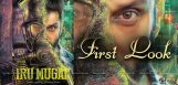 vikram-upcoming-movie-iru-mugan-first-look