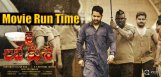 Jai-Lava-Kusa-Run-Time-Censor-details