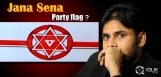 Jana-Sena-Party-Flag-Revealed