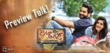 jrntr-janatha-garage-preview-talk