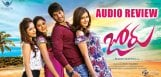sundeep-kishan-joru-movie-audio-review