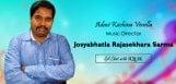 josyabhatla-rajasekhara-sarma-interview