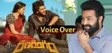 jr-ntr-voice-over-ranarangam-surprise
