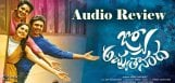 nara-rohit-jyo-achyutananda-audio-review
