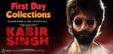 Kabir-singh-day1-collections