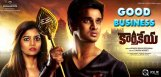 Karthikeya-Good-Business-Before-Release