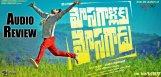 sudheer-babu-mosagallaku-mosagadu-audio-review