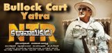 bullock-cart-yatra-for-ntr-biopic