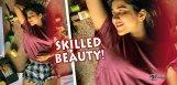 nabha-natesh-painting-skills-self-quarantine