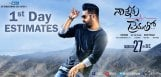 nannaku-prematho-first-day-estimates