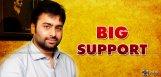 nara-rohit-producing-three-films-with-ravi-panasa