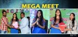 niharika-met-fans-at-chiranjeevi-blood-bank