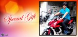young-hero-nikhil-gifts-bike-to-his-assistant
