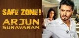 Arjun-Suravaram-Is-Out-Of-Danger